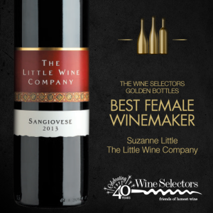 Best female winemaker