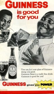 Guinness gives you power