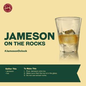 Jameson o'clock