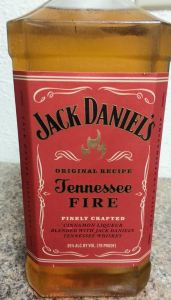 JD Fire 35% alcohol