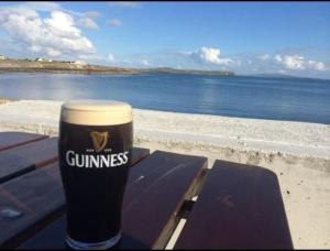 Beer with a view, Guinness
