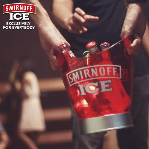 Smirnoff happy hour