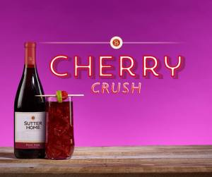 Sutter cherry crush