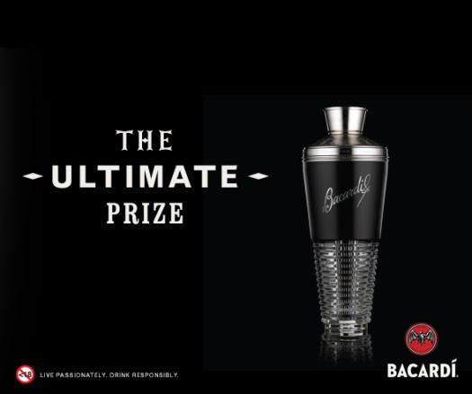 Bacardi ultimate prize