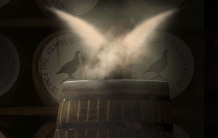 famous grouse angels