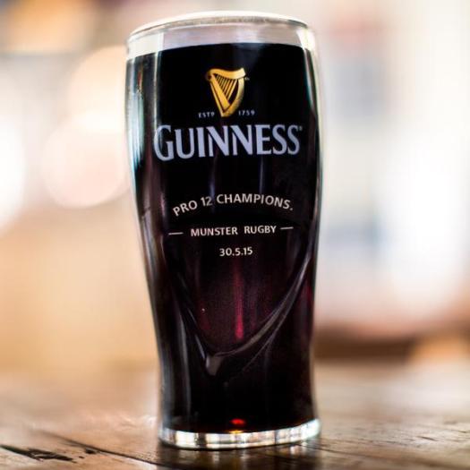 Guinness munster champions
