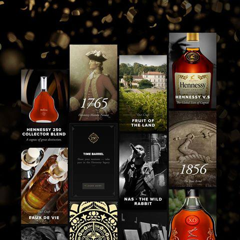Hennessy legacy
