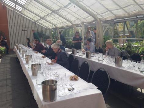 wine australia master class