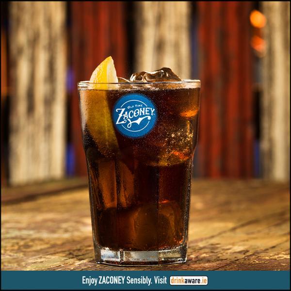 Zaconey & coke