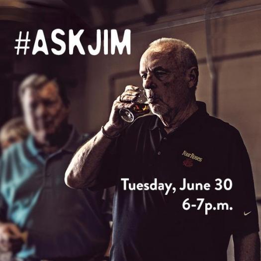 4 Roses ask Jim