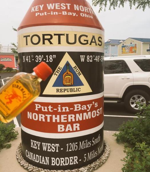 Fireball rum republic