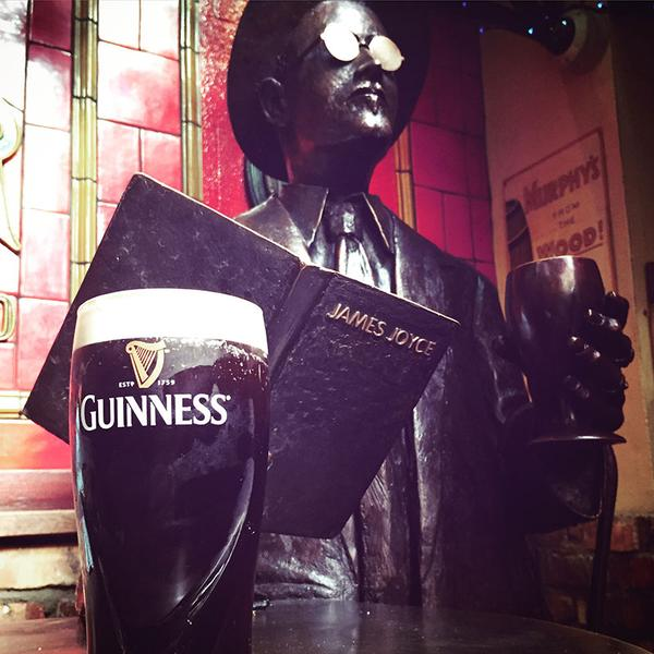 Guinness joyce