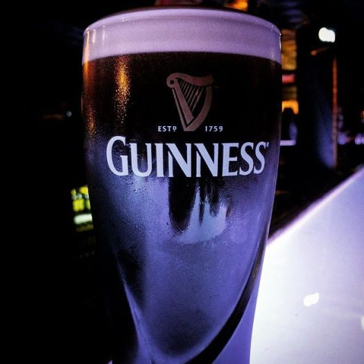 Guinness night to remember