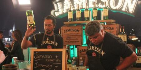 Jameson weekender