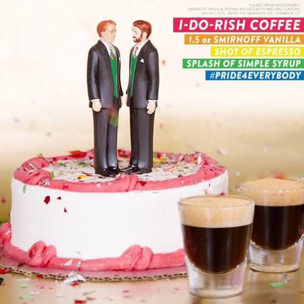 Smirnoff Irish Coffee