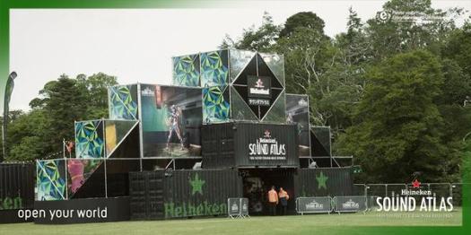 Heineken longtude