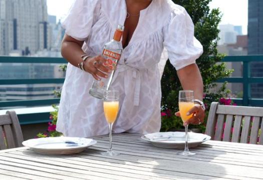 Smir ruby mimosas
