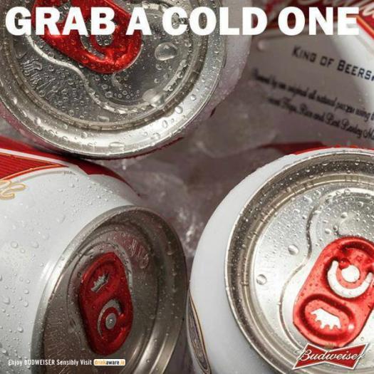 Budweiser footy