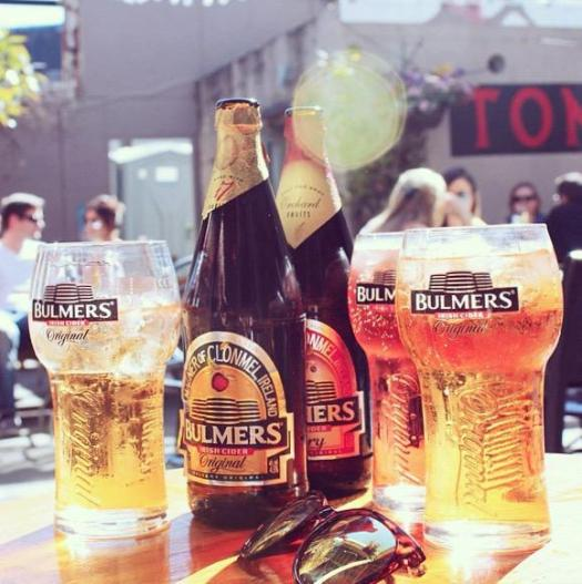 bulm beer garden