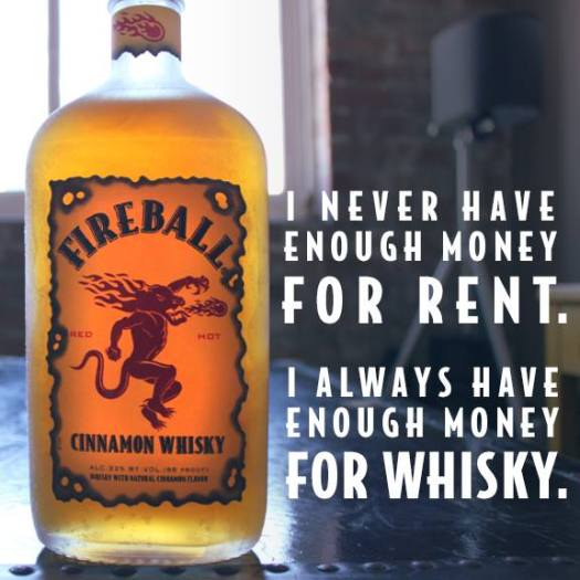 Fireball rent