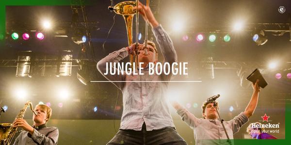 hken jungle boogie
