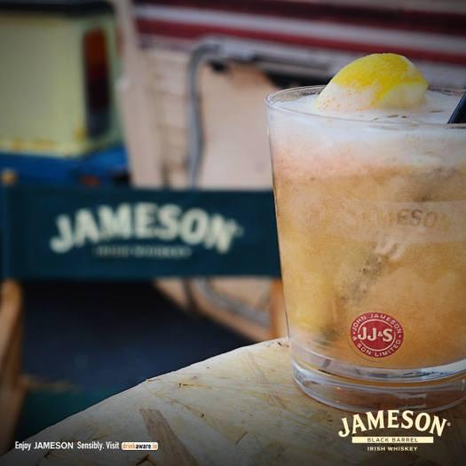 james whiskey sour
