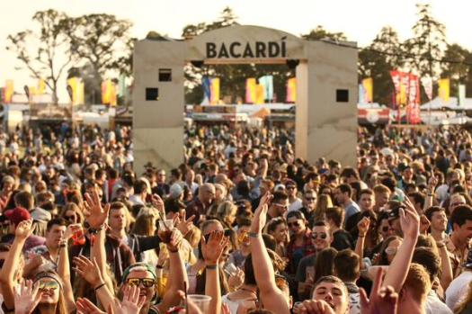 Bacardi EP15