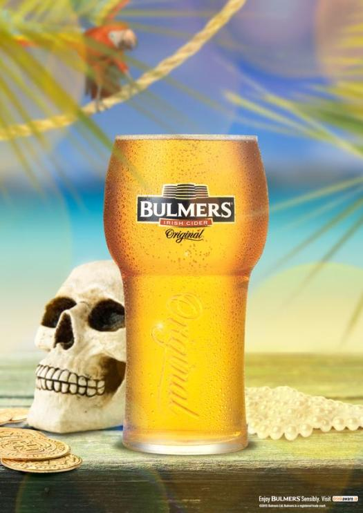 bulmers pirate