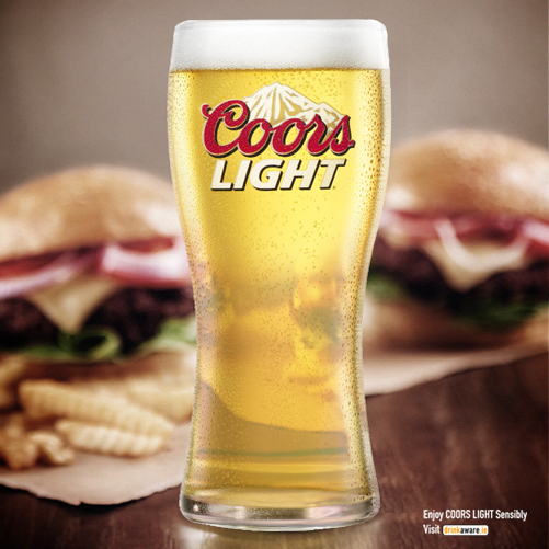 coors cheseburgers