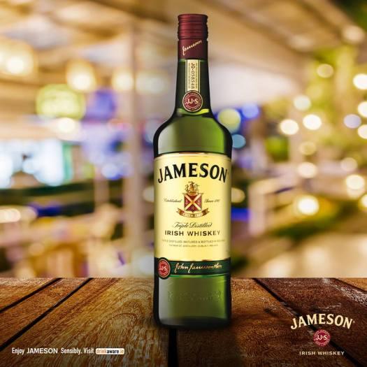 James bottle