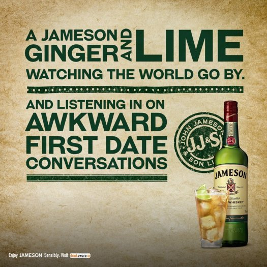 james ginger & lime