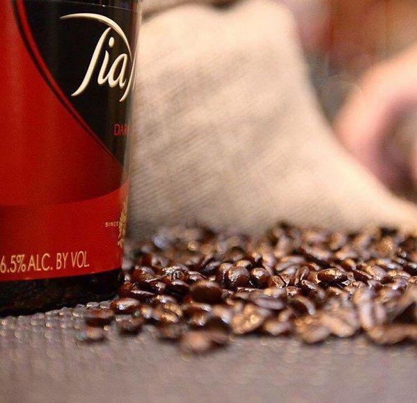 tia coffee beans