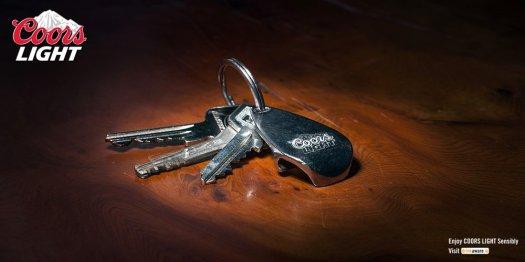 coors ire keys