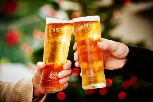 carling free beer