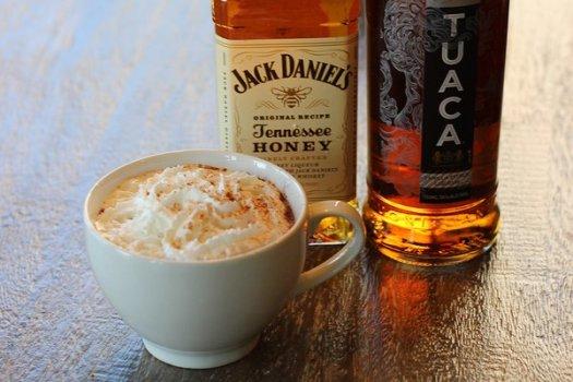 jack honey & tuaca