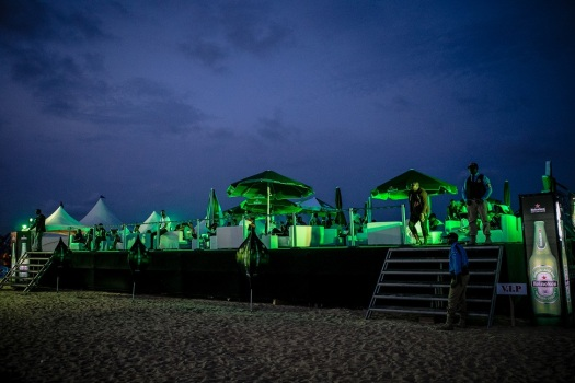 Heineken-VIP-lounge