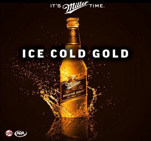 miller ice cold tw 5816
