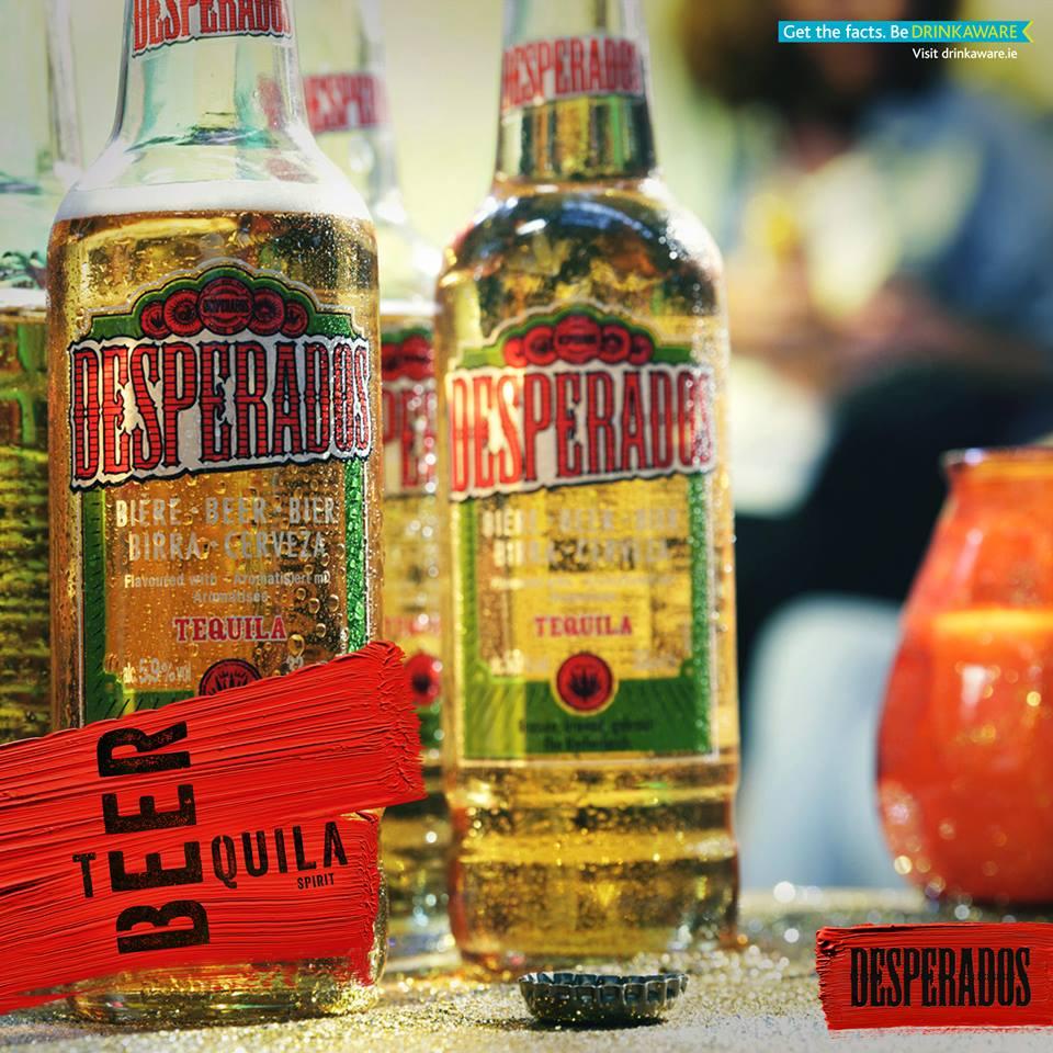 Desperados 6 Alcohol By Heineken Drunkaware