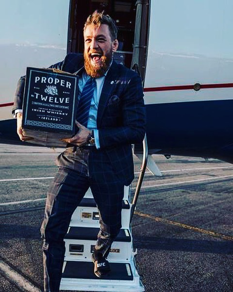 conor mcgregor proper 12