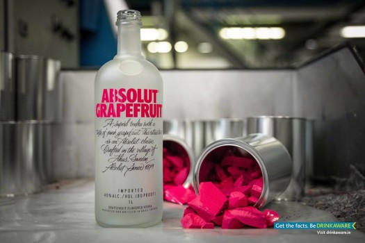 absolut drinkaware grapefruit