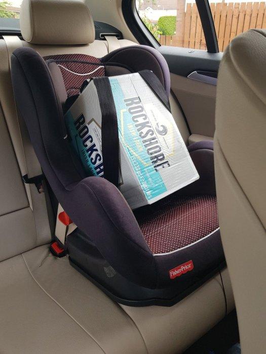 rockshore diageo baby seat