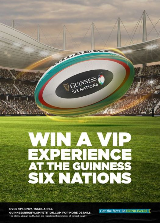 guinness vip experience