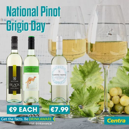 centra pinot