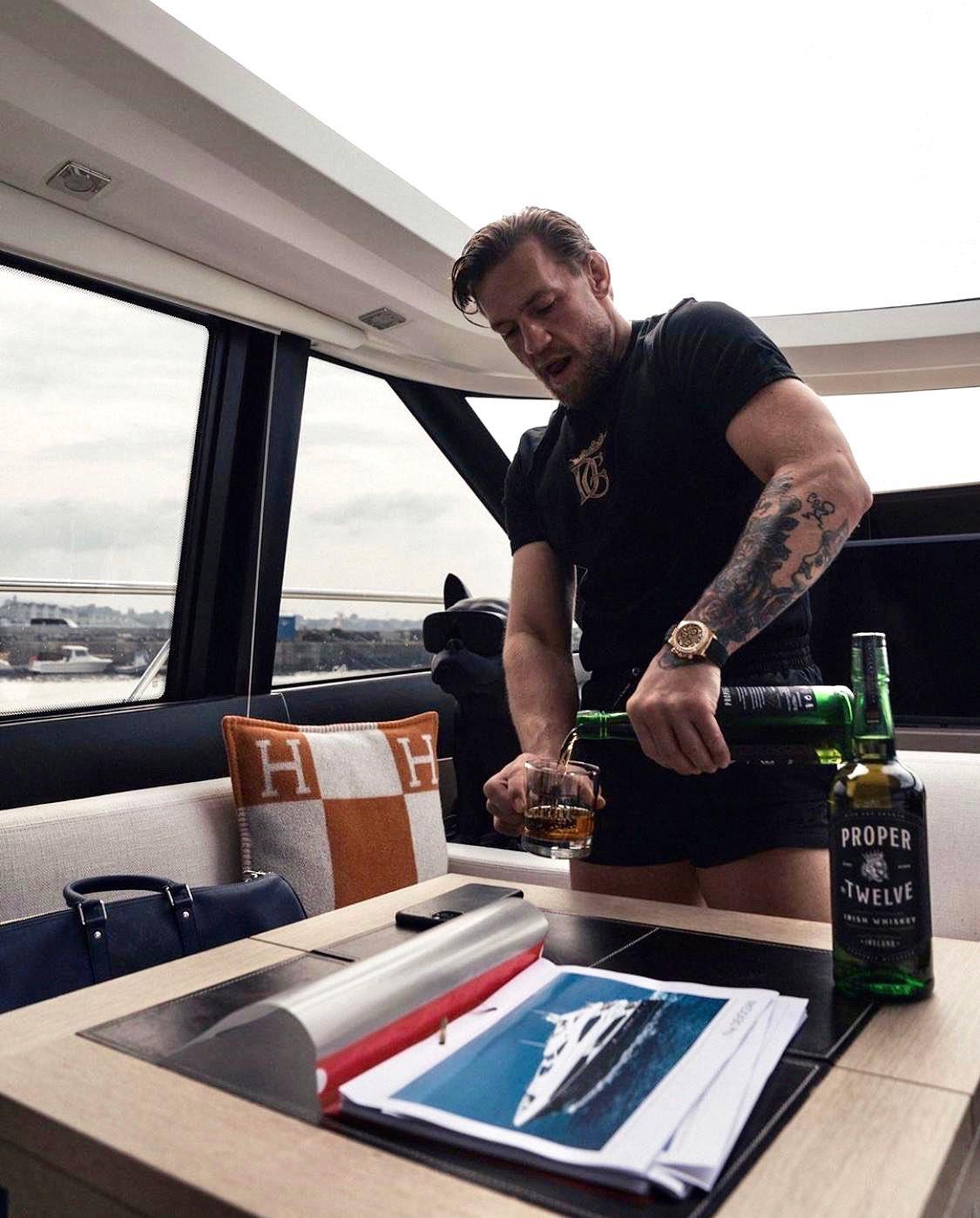 mcgregor whisk sea game